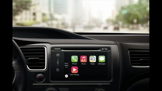 Apple Announces CarPlay; Major Auto Makers to Offer Service