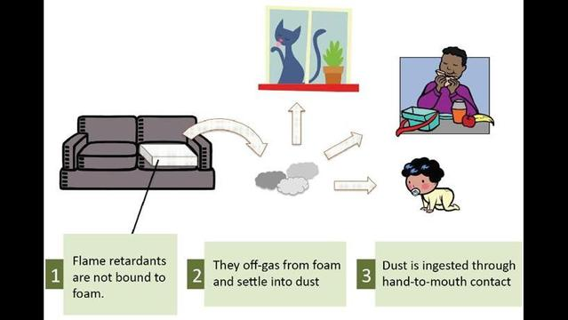 California is exorcising flame retardants, and you can too