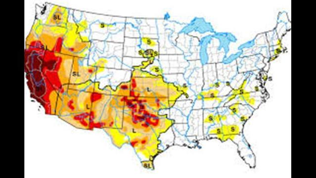 California's drought deepens, threatens water reserves