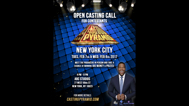 CASTING CALL: ABC looking for contestants for