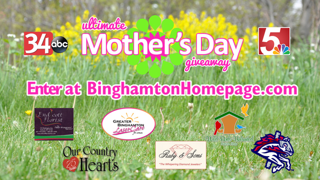 NewsChannel 34's 'Ultimate Mother's Day Giveaway'