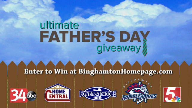Enter to Win the Ultimate Fathers Day Giveaway!