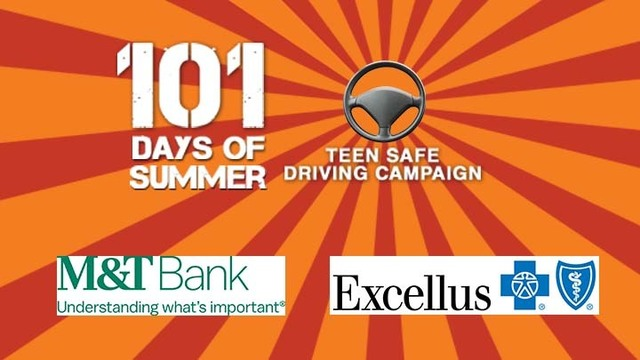 101 Days of Summer - Teen Safe Driving Campaign