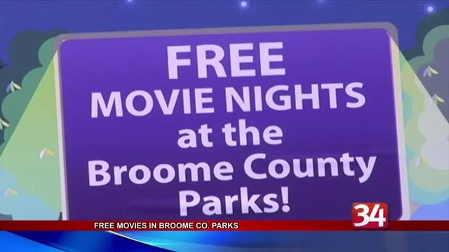 Broome County's free showing of 'Finding Dory' in the park postponed