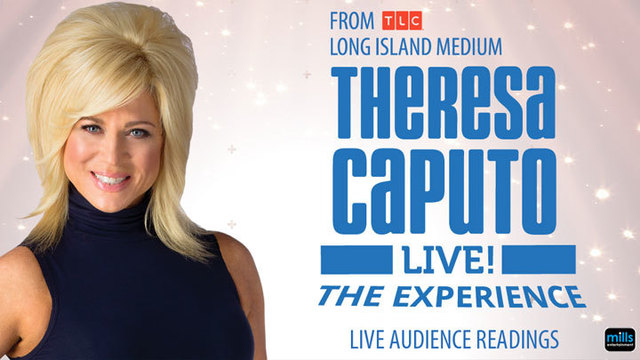 CONTEST: Win 2 tickets and a meet & greet for 'Theresa Caputo Live!'