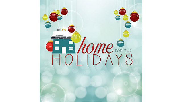 CONTEST: Home for the Holidays