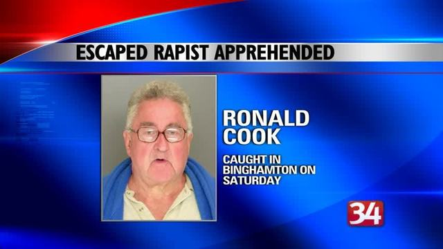 Convicted rapist missing from Rome caught in Binghamton_93954885