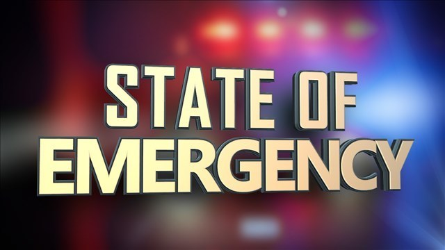 State of Emergency for Broome County