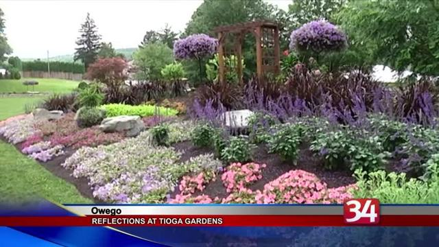Ribbon Cutting Held For New Reflections At Tioga Gardens