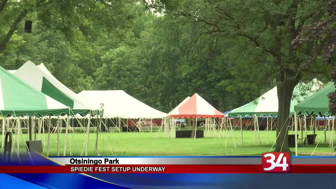 34th Annual Spiedie Fest And Balloon Rally Preview