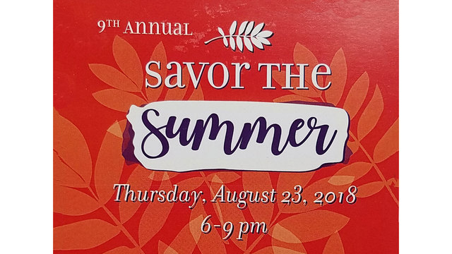CONTEST: Win two tickets to Savor the Summer event!