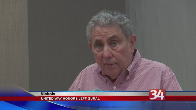 Tioga United Way honors Tioga Downs Owner Jeff Gural