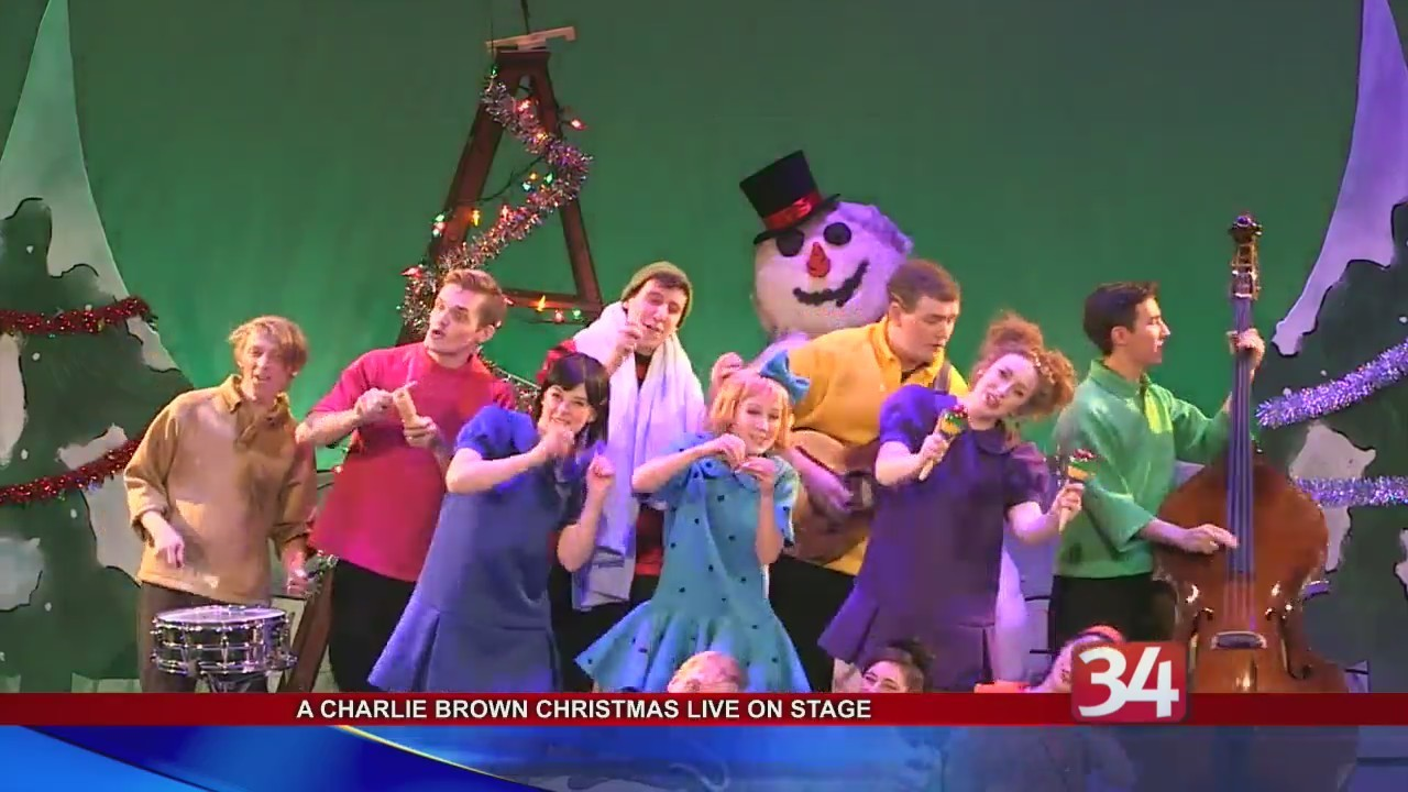 a charlie brown christmas is coming to the forum