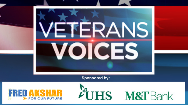 Don't Miss: Veteran's Voices