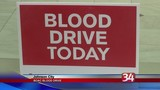 Oakdale Mall holds blood drive to honor the victims of drug overdoses