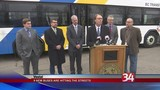New buses will soon be hitting the streets of Broome County