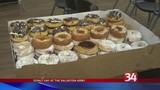 First Friday: Donut Day at Salvation Army